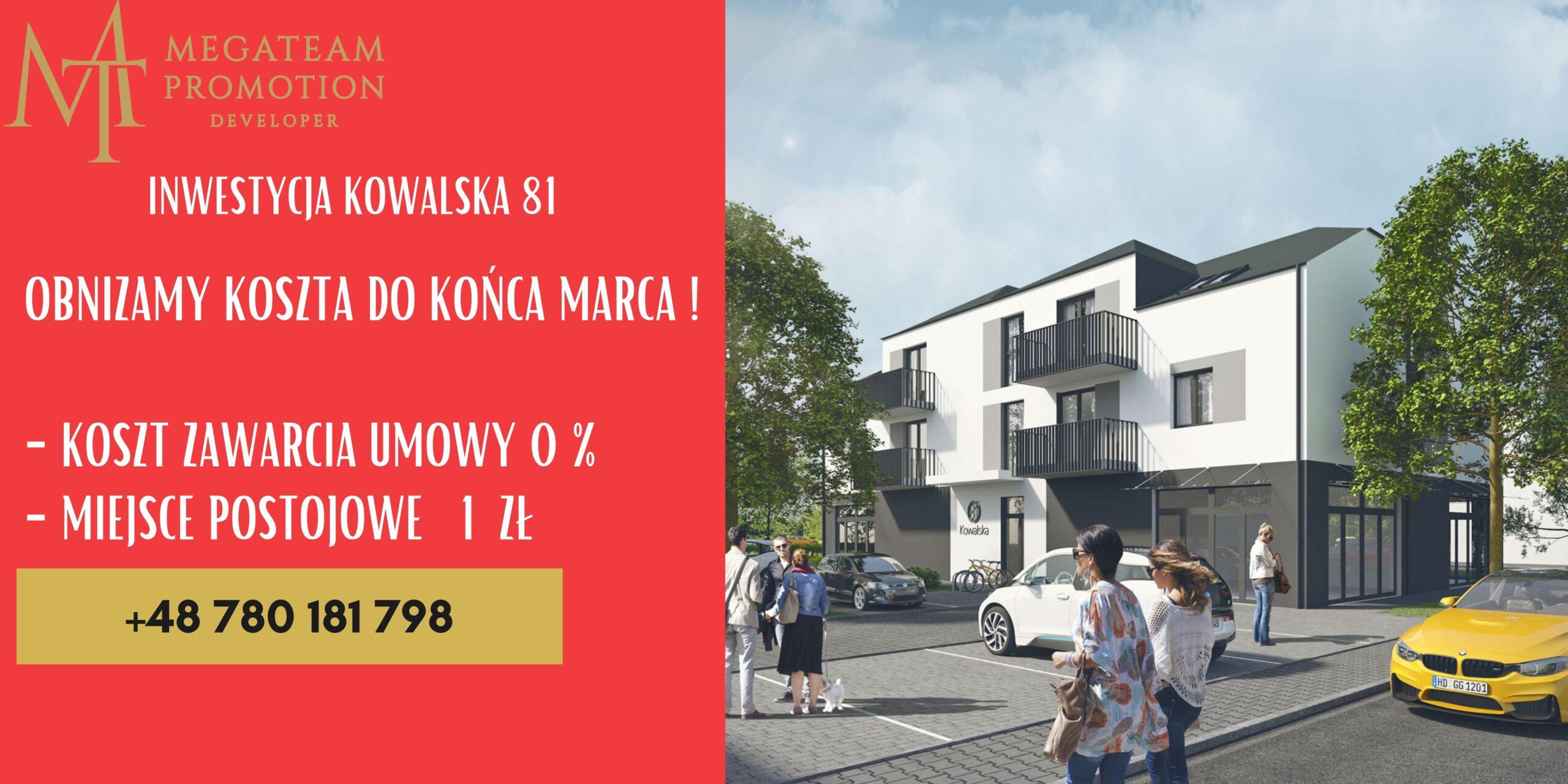 Nowa Inwestycja na Kowalskiej – 34,71 m2-M02
