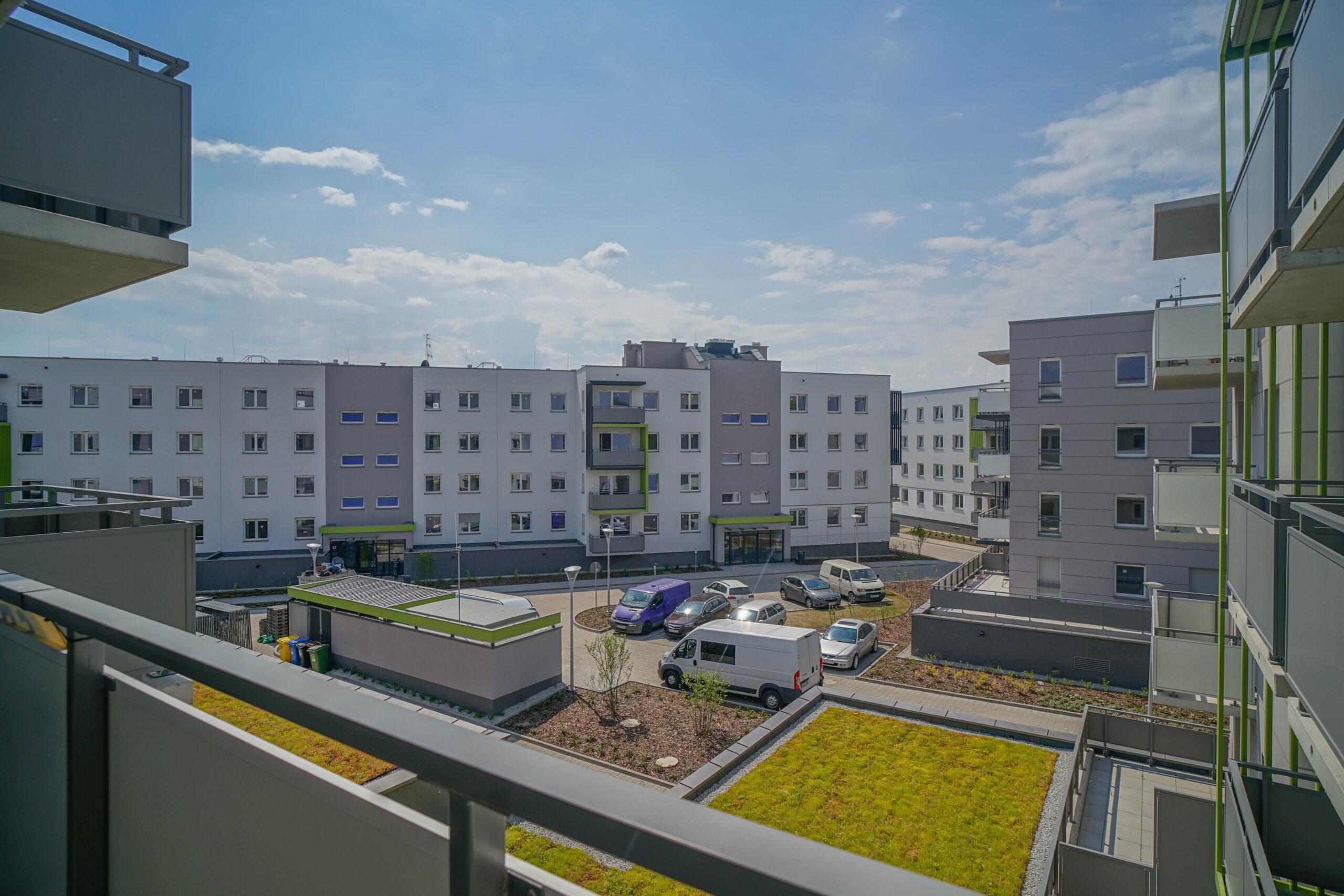 Trzypokojowe mieszkanie – Olimpia Port